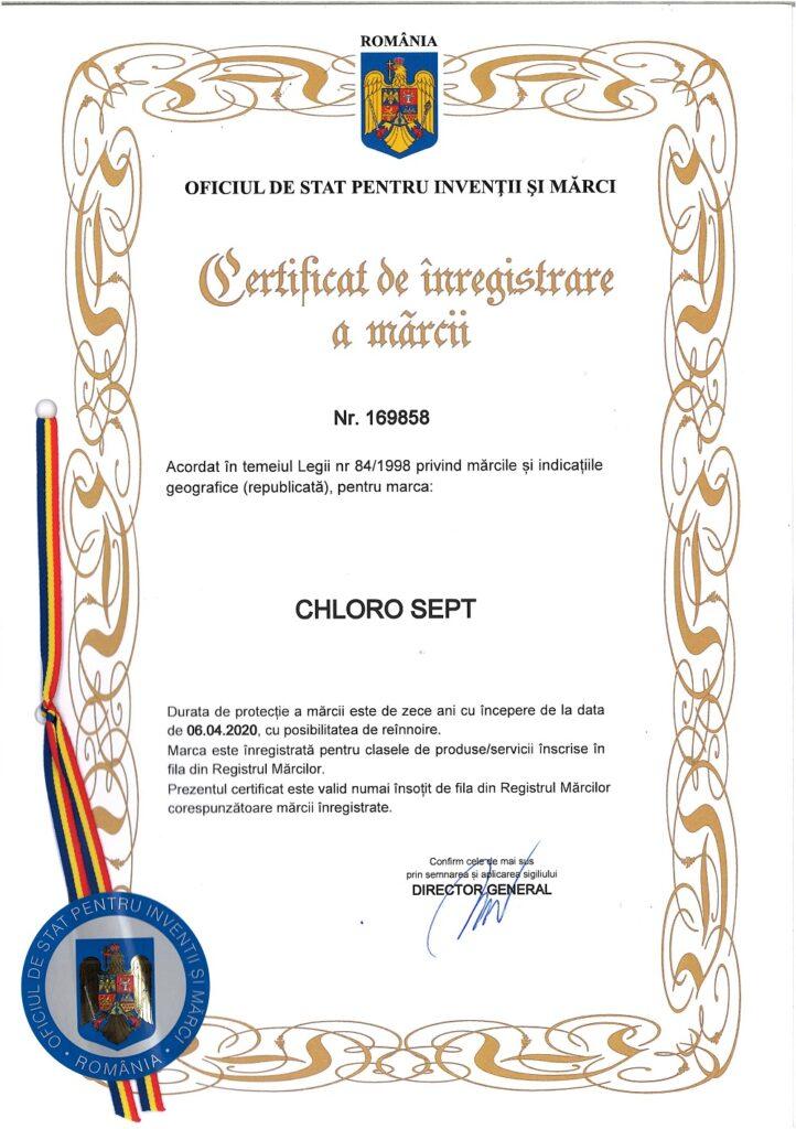 OSIM CHLORO-SEPT